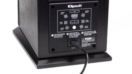 Полочная акустика Klipsch RP-140WM