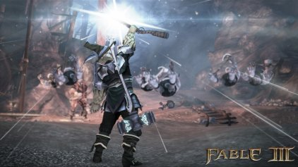 Игра для Xbox360 Fable III (русская версия)