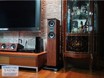 Центральный канал Polk audio TSi CS10 black