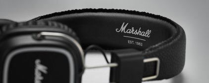 Наушники MARSHALL Major II Steel Edition