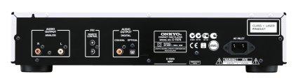CD проигрыватель Onkyo C-7070 black