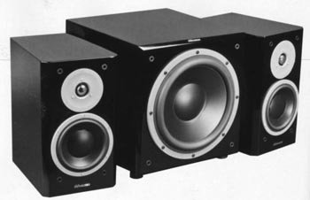 Сабвуфер Dynaudio Sub 600 gloss black lacquer