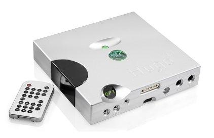 Усилитель для наушников Chord Electronics HUGO TT silver