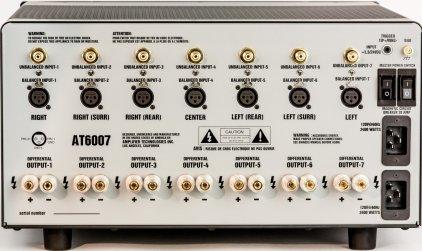 Усилитель мощности многоканальный ATI AT 6007