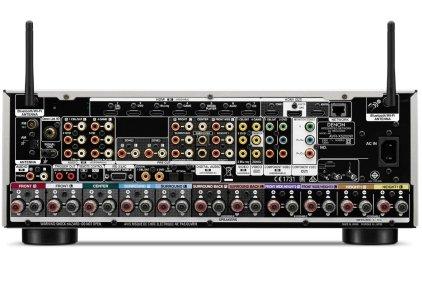 AV ресивер Denon AVR-X5200W silver