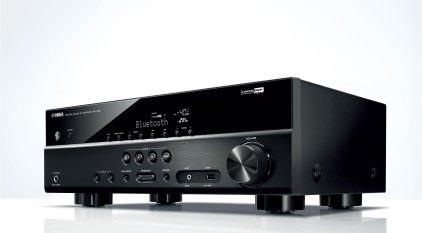 AV ресивер Yamaha RX-V381 black