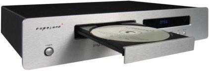 CD проигрыватель Exposure 2010S2 CD titanium