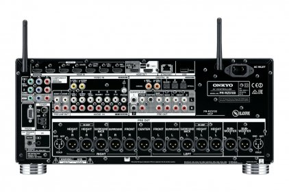 AV процессор Onkyo PR-RZ 5100 black