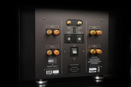 Усилитель звука Musical Fidelity AMS50 silver