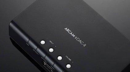 ЦАП Arcam irDAC II black
