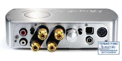 Усилитель звука Chord Electronics Chordette SCAMP silver