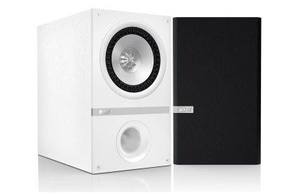 Полочная акустика KEF Q100 white vinyl
