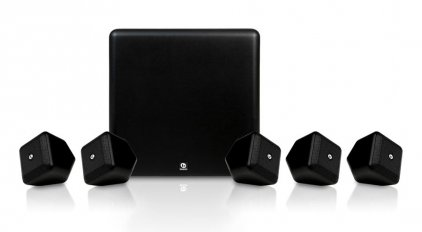 Комплект акустики Boston Acoustics SoundWare XS HTS 5.1 SE high gloss black