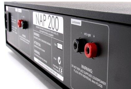 Усилитель мощности Naim NAP 200 DR