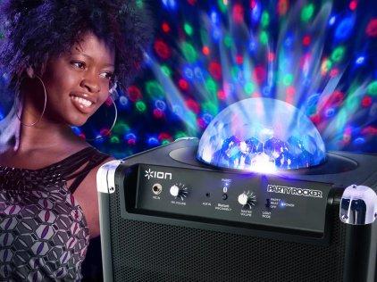 Портативная акустика ION Audio HOUSE PARTY