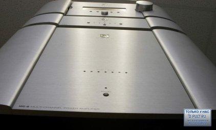 Усилитель звука Sim Audio MOON MC 8/4 RS