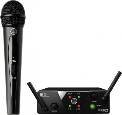 Радиосистема AKG WMS40 Mini Vocal Set BD ISM3 (864.850)
