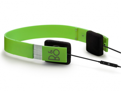 Наушники Bang & Olufsen Form 2i green