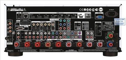 AV Ресивер Onkyo TX-NR809 black