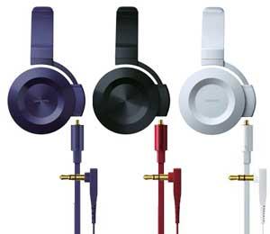 Наушники Onkyo ES-FC 300 violet