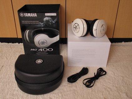 Наушники Yamaha HPH-PRO 400 white