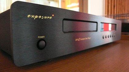 CD проигрыватель Exposure 3010S2 CD black