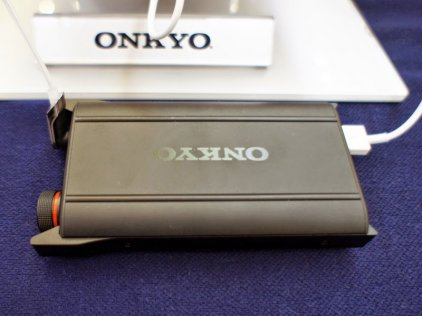 Усилитель для наушников Onkyo DAC-HA200
