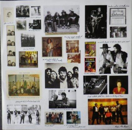 Виниловая пластинка Bruce Springsteen CHAPTER AND VERSE (180 Gram)