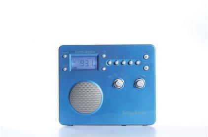 Радиоприемник Tivoli Audio Songbook blue/silver (SBBLUS)