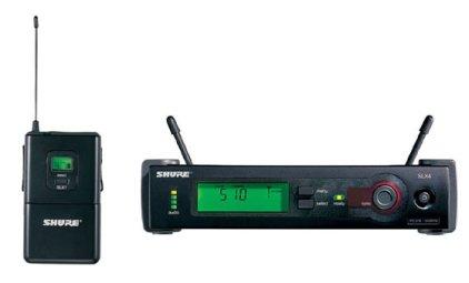 Shure SLX14E L4E 638 - 662 MHz