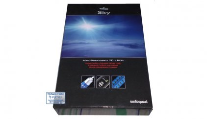 AudioQuest Sky RCA 1.0m