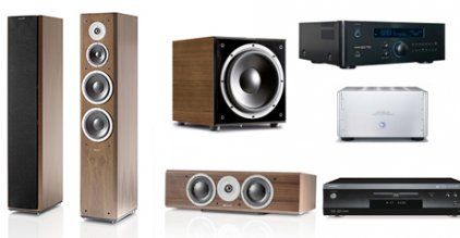 Сабвуфер Dynaudio Sub 600 walnut
