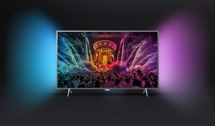 LED телевизор Philips 49PUS6401/60
