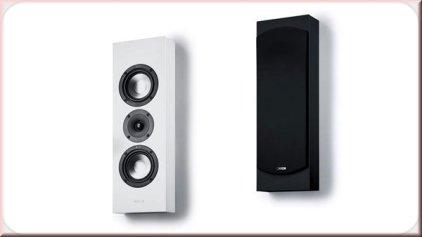 Настенная акустика Canton GLE 417 OnWall black
