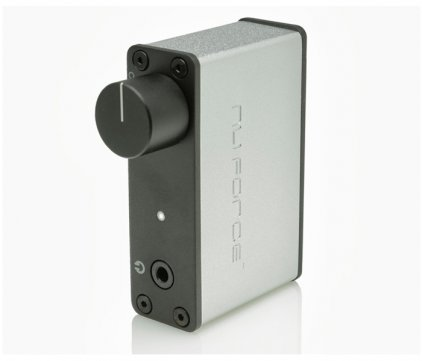 NuForce uDAC 3 silver