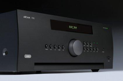 Интегральный усилитель Arcam FMJ A49 black