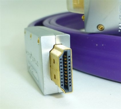 HDMI кабель Wire World Ultraviolet 7 HDMI 0.3m