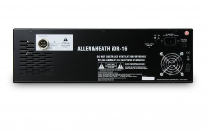 Микшер Allen&Heath iDR-16