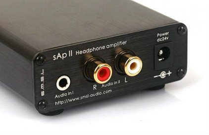 Усилитель для наушников SMSL SAP-II PRO black