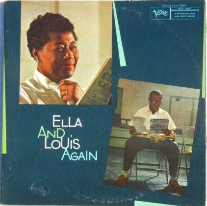 Виниловая пластинка Ella Fitzgerald & Louis Armstrong ELLA & LOUIS AGAIN