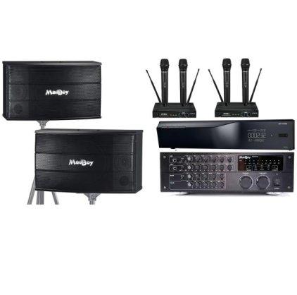 Караоке-система MadBoy SILVER+AST50