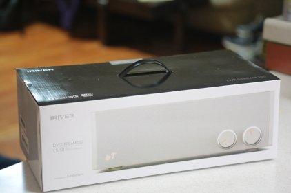 Акустическая система iRiver LS150 white