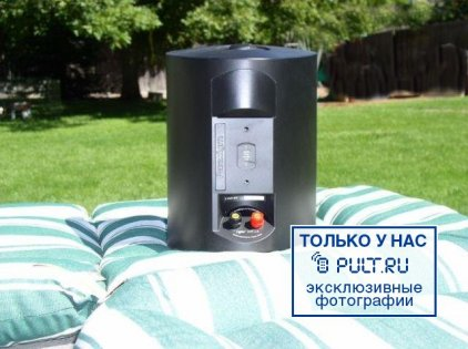 Всепогодная акустика Paradigm Stylus 370 black