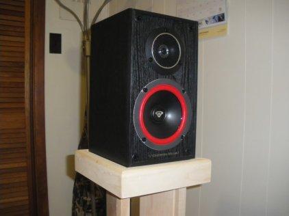 Полочная акустика Cerwin-Vega SL-5M