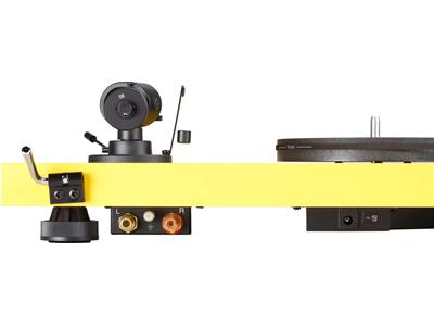 Проигрыватель винила Pro-Ject Debut Carbon Esprit (DC) yellow (Ortofon 2M-RED)