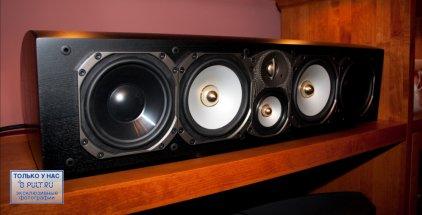 Центральный канал Paradigm Studio CC-690 v.5 black