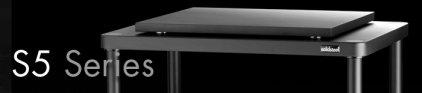 Стойка под Hi-Fi Solidsteel S5-5 black