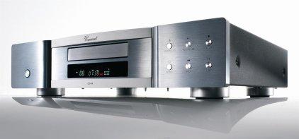 CD проигрыватель Vincent CD-S4 silver