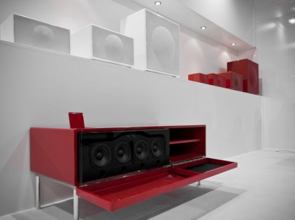 Док станция Geneva Sound System model XXL red