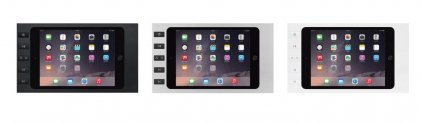 Рамка iPort SURFACE MOUNT BEZEL BLACK WITH 6 BUTTONS (For iPad AIR 1,2 PRO9.7)